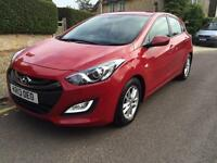 2013 Hyundai i30 1.6CRDi ( 110ps ) Blue Drive Active Manual ZERO ROAD TAX