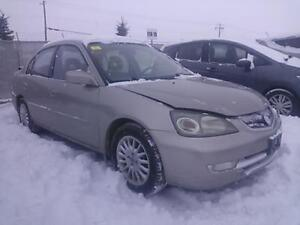 Acura EL for Parts 2001-2003