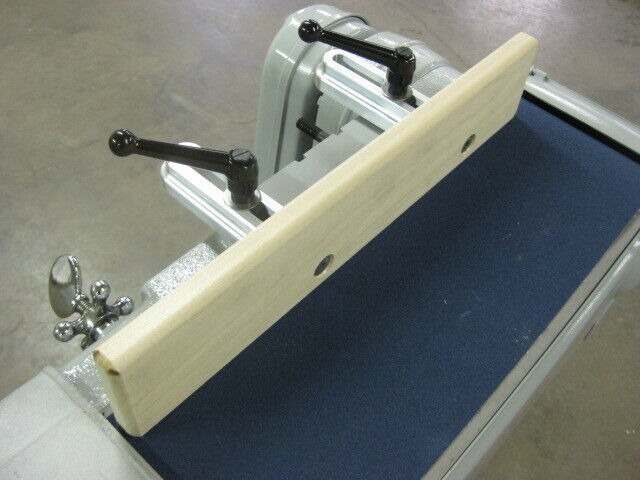 ADJUSTABLE FENCE FOR THE VINTAGE DELTA 6 X 48 BELT SANDER - NEW ITEM !!!!!