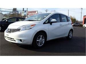 2014 Nissan Versa Note SV. 1 OWNER