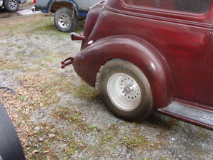 1937 -38 Chevy fenders and body parts WANTED