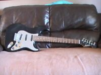 Stratocaster style electric guitar by legend.. £45ono