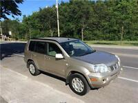 NISSAN XTRAIL 2005 AUTOMATIQUE FULL AC 4X4