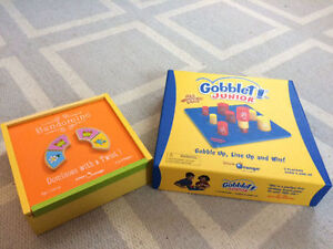 Wooden - non toxic games/toys - great for daycare