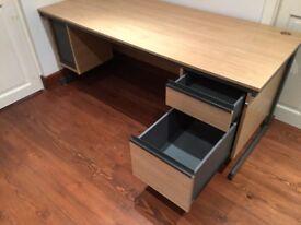 DESK - office desk in good condition.