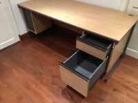 DESK - office desk in good condition.