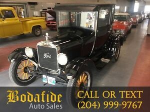 1926 FORD MODEL T DOCTORS COUPE