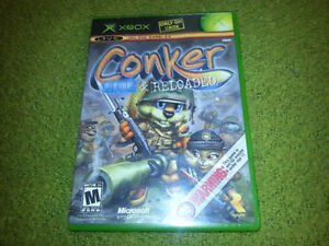 XBOX Conker: Live and Reloaded - Complete in Box