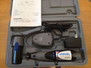 Dremel Drill 780 w/ +++ Accessories- hardly used & Runs Perfect