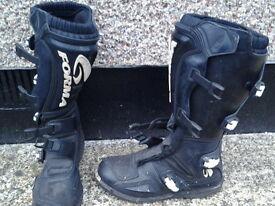 forma motorbike boots