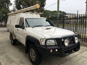 Nissan Patrol Ute 2014 DX ex-Telstra service body Macksville Nambucca Area Preview