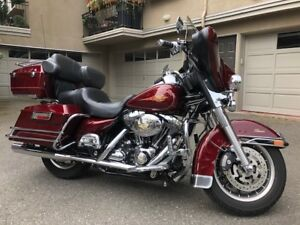2008 Harley Davidson Electra Classic