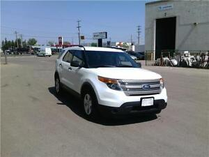 2013 Ford Explorer, 4wd, 7pass, WE can finance YOU!!! Edmonton Edmonton Area image 1