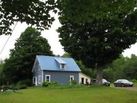 For Rent: Classic Three-Bedroom Country Home