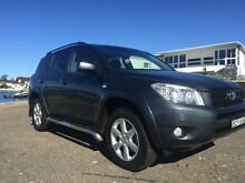 2007 Toyota RAV4 ACA33R Cruiser L (4x4) Black 4 Speed Automatic Wagon Sylvania Sutherland Area Preview