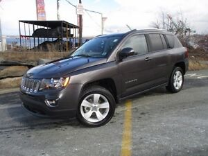 2016 Jeep COMPASS High Altitude (ORIGINAL MSRP $34955, NOW JUST