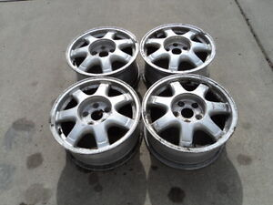 4 16 inch Alloy Rims for Lexus GS300