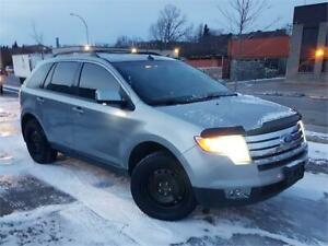 2007 Ford Edge SEL/AUTO/AC/CRUISE/CUIR/DVD/BLUETOOTH/AUX/ELECT!!