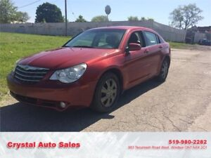 2009/Chrysler Sebring Touring Safety $4488+hst