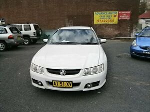 2006 Holden Commodore VZ Berlina 4 Speed Automatic Sedan Harris Park Parramatta Area Preview
