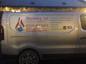 Domestic Plumbing and Heating Engineer - Sheffield
