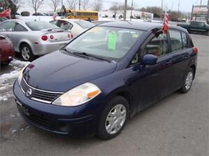 2007 Nissan Versa Gas Saver !