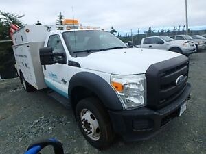 2011 Ford F-450 XL|3 Passenger|Diesel|Accident Free|Super Duty|