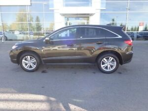 2015 Acura RDX Tech Pkg - Nav, B/U Cam, Sunroof, + Heated Leathe