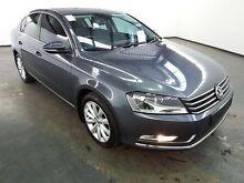 2012 Volkswagen Passat 3C MY12 118 TSI Grey 7 Speed Automatic Sedan Albion Brimbank Area Preview