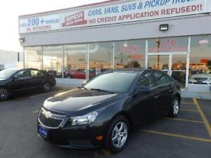 2014 Chevrolet Cruze 2LT LEATHER SEATS BACK UP CAMERA CERTIFIED