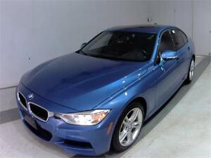 2013 BMW 335XI M-SPORT XDRIVE NAVIGATION CAMERA 55KM AUTOMATIC