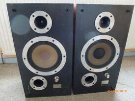 Wharfedale E20 loudspeakers