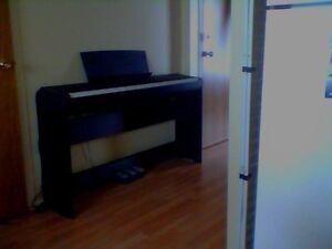 piano numérique yamaha P 105