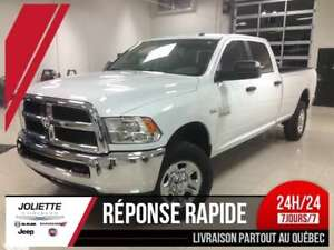 2016 Ram 2500 SLT 4X4, BT8, 5.7L, HITCH, GR PROTECTION