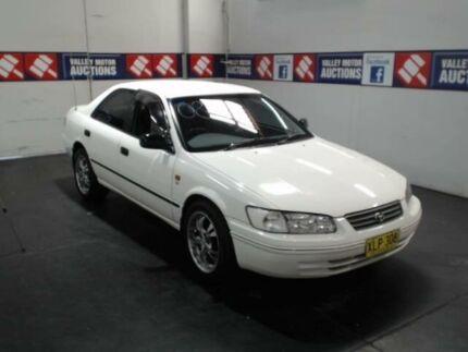 2000 Toyota Camry MCV20R CSi White 4 Speed Automatic Sedan Cardiff Lake Macquarie Area Preview