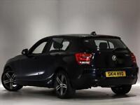 2014 BMW 1 SERIES DIESEL HATCHBACK