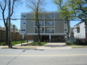 Exterior Gated Parking spots available at 2712 Windsor St