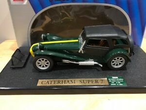 1/18 Diecast Anson Caterham Super 7 (not autoart/minichamps)