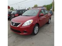 NISSAN VERSA 2012 AUTOMATIQUE 44.559 KM CLEAN CARPROOF