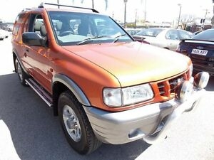 2000 Holden Frontera MX Orange 5 Speed Manual Hardtop Enfield Port Adelaide Area Preview