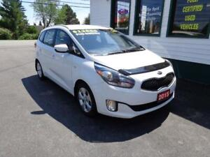 2015 Kia Rondo EX 5 passenger for only $143 bi-weekly all in!