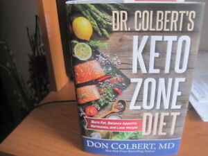 KETO ZONE DIET by Don Colbert,MD