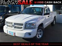 2008 Dodge Dakota SXT Ext. Cab, $61/Week OR $268/Month Windsor Region Ontario Preview