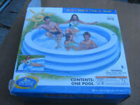 FS: Inflatable Kids Wading Pool