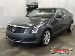 Cadillac ATS 2.0T 272Hp Cuir Toit Ouvrant CUE MAGS 2014