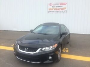 2015 Honda Accord Coupe EX-L w/ Navigation