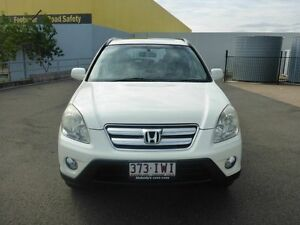 2005 Honda CR-V RD MY2005 Sport 4WD White 5 Speed Automatic Wagon Garbutt Townsville City Preview