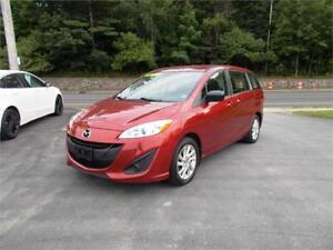 2013 MAZDA 5 LOADED!!! 6 PASSENGER SEATING & BLUETOOTH OPTIONS!!
