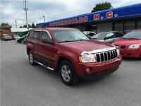 2005 Jeep Grand Cherokee Laredo cuir toit ouvrant mags demareur