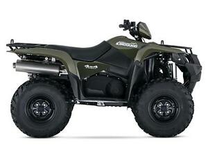KINGQUAD 750 AXI POWER STEERING West Island Greater Montréal image 1